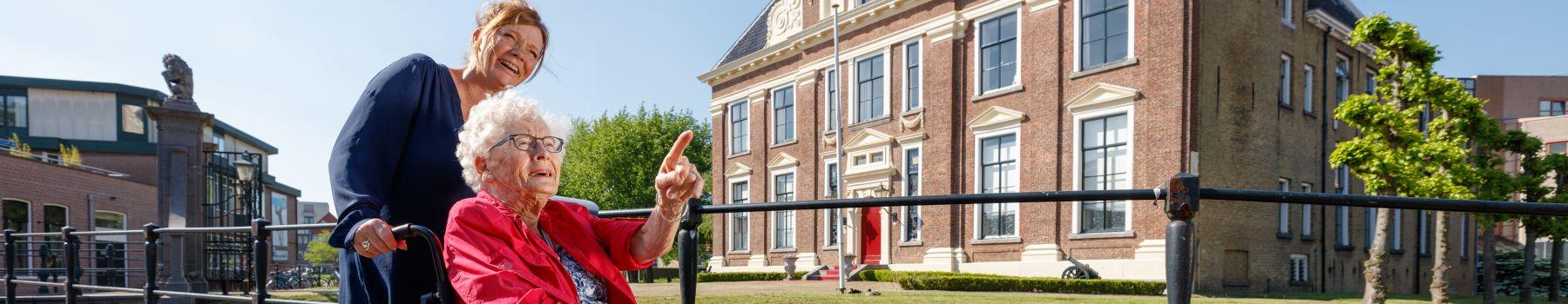 Woonzorgcentrum Mariënbosch in Heerenveen