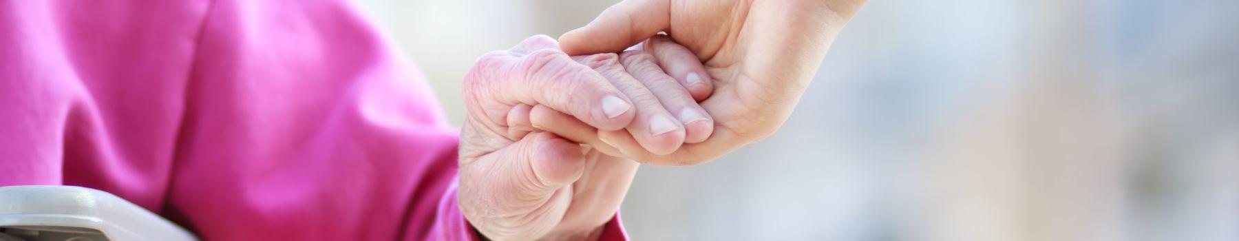 palliatieve zorg bij Zorggroep Sint Maarten - header